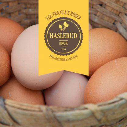 Egg fra gla'e høner